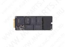 Samsung 512Gb mSATA SSD для Apple MacBook Pro Retina 13 A1425, 15 A1398, 2012 - early 2013, оригинал