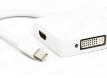 Переходник MacBook mini Displayport to Digi-Port адаптер (мама)