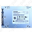 "2.5"" SSD жесткий диск для MacBook original Toshiba 128 Gb"
