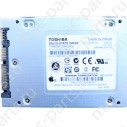 "2.5"" SSD жесткий диск для MacBook original Toshiba 256 Gb"